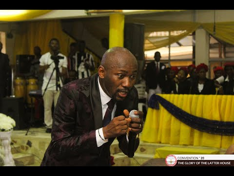 GWDIM Convention 2020 Day 8 Session with Apostle Johnson Suleman.