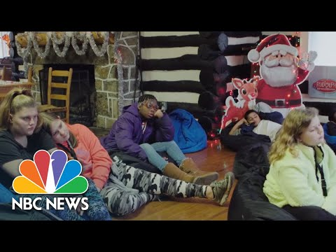 At The Center Of The Opioid Crisis, A West Virginia Camp Offers Kids A 'Safe Place' | NBC News