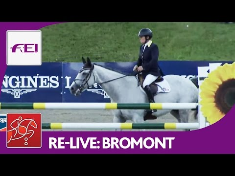 Re-Live | Longines FEI World Cup™ Jumping 2016/17 NAL | Bromont | Quebec Original FEI Open Classic