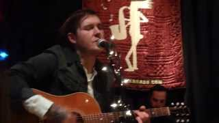 Brian Fallon :: Red Lights @ Crossroads 12.18.14