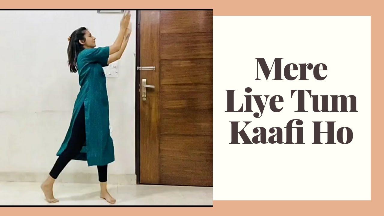 Mere Liye tum Kaafi Ho Dance I Semi classical I Vanshika Choreography I Dance Vance