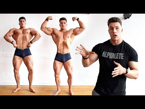 How To Pose Like A Bodybuilder | Posing Tutorial With Brandon Harding