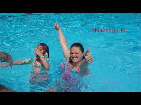 Saratoga Pool Day