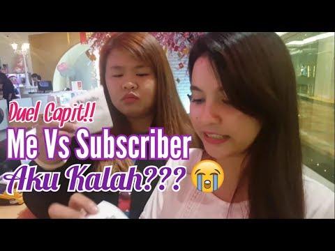 Me Vs Subscriber!! Menang Siapa?? Duel Main Capit Boneka di Little Bos Mall Taman Anggrek