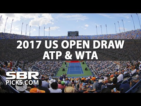2017 US Open ATP & WTA Draw & Outrights