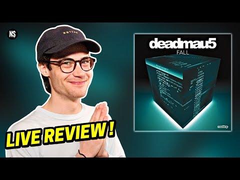 Deadmau5 - Fall LIVE REVIEW!