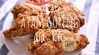 Video Ayam Goreng ala KFC download MP3, 3GP, MP4, WEBM, AVI, FLV September 2017