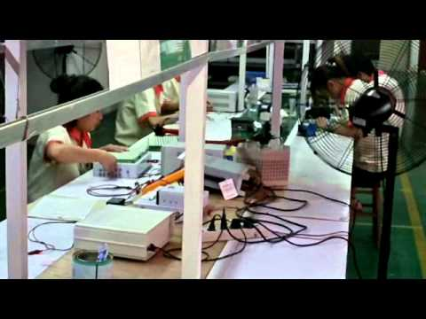 Manufacture Process Of Led Grow Lights Youtube