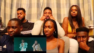 Baixar IZA Ft. Rincon Sapiência - Ginga ( REACTION VIDEO ) || @IzaReal @rinconsapiencia
