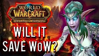 Will Warlords of Draenor save World of Warcraft? [Gameplay, cinematic, trailer, character models]