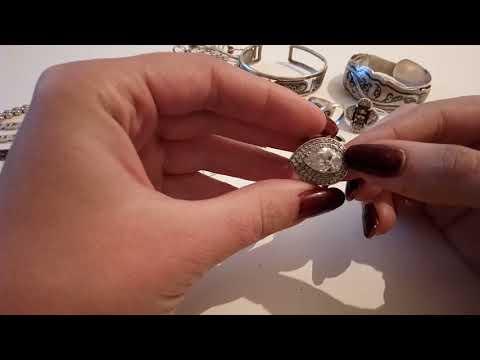 Распродажа остатки серебряных изделий. Мои серебряные украшения в продаже.