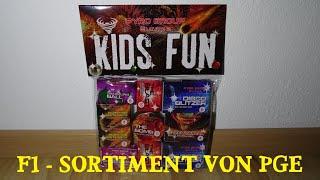 PGE Kids Fun - Preiswertes F1-Set