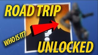 ROAD TRIP UNLOCKED!! (FORTNITE BATTLE ROYALE )
