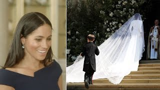 Meghan Markle ITV documentary: Meghan honored first date with Prince Harry at wedding