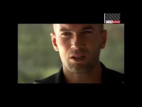 Ostatni mecz Zinedine Zidane.