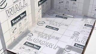 Topps Tiles Wet Room Installation Guide