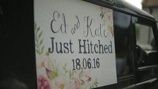 Somerset Wedding Video | Kate & Ed