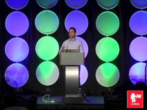 All Things Open 2013 | Maulin Shah | Envision IP