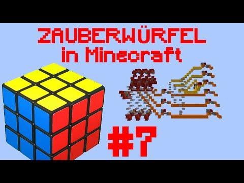 Zauberwürfel in Minecraft Folge 7: Die Festplatte