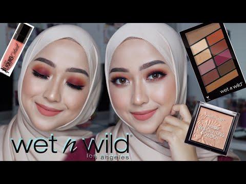 1 Brand Makeup Tutorial: Wet n Wild
