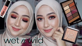 1 Brand Makeup Tutorial: Wet n Wild