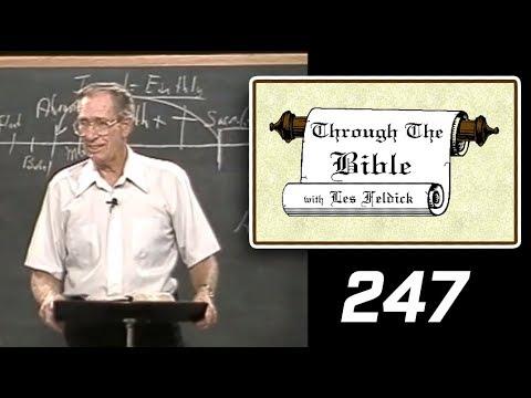 [ 247 ] Les Feldick [ Book 21 - Lesson 2 - Part 3 ] Redemption & Justification - Romans 3:25-4:8  c