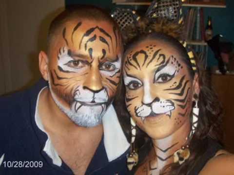 Halloween Tigers - YouTube
