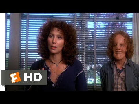 Mask (1/10) Movie CLIP - School Registration (1985) HD
