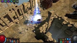 Path of Exile 3.0  ELE Lightning Strike T13