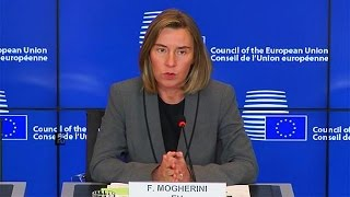 EU foreign ministers voice unity with Russia following St Petersburg metro blast