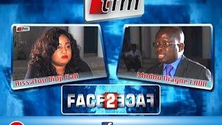 Face2Face - 18 Octobre 2015 - Invité: MODOU DIAGNE  FADA