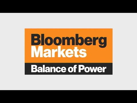 Bloomberg Markets: Balance of Power 10/23/2017