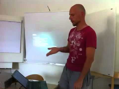 SSWC 2012, Metadata och semantisk webb m @dsrg