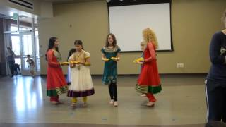 Classical / Candle Dance - Sunflowers Bollywood Dance group