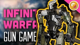 GUN GAME ULTRA COMBO! - Call of Duty Infinite Warfare Multiplayer Gameplay (Beta)