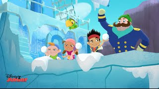 Jake and the Never Land Pirates - Captain Frost - Official Disney Junior UK HD
