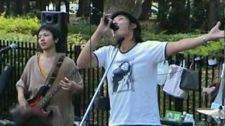Tokyo - Leaf of Reason - Part 2 Yoyogi Park 代々木公園