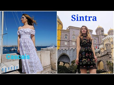 Sintra and Cascais Tour // Wonderful Day Trip from Lisbon, Portugal
