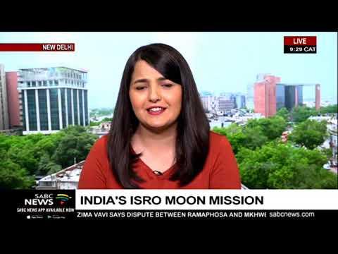 India's ISRO Moon Mission