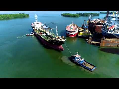 Shipyards in the Caribbean- Astivik Shipyard (English)