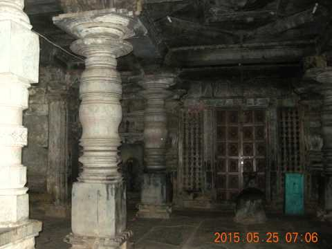 Tourist Places in and around Davanagere, Haveri, Gadag, Hubli, Ranebennuru