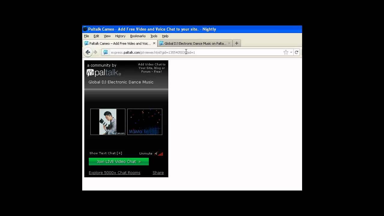 ION 8\'s Free Paltalk Cams! 2011 (No Color Nickname, No Cracks) - YouTube