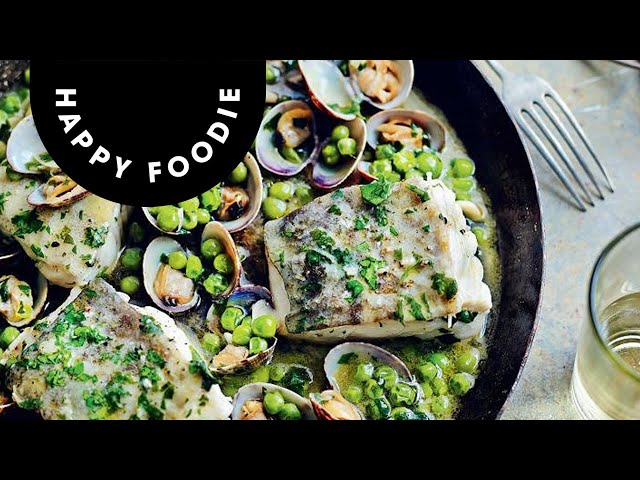 Cod with Peas and Parsley | Omar Allibhoy's Tapas Revolution