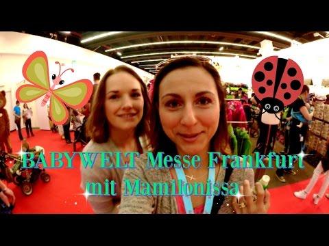BABYWELT Messe Frankfurt 2016 I Sofias Mommy Blog