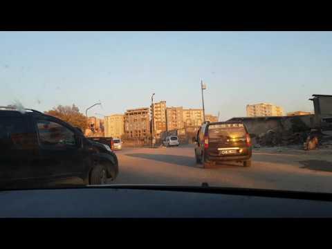 Şırnak kent merkezinin son görüntüleri