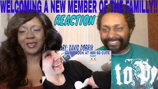David Dobrik - WELCOMING A NEW MEMBER OF THE FAMILY!! REACTION