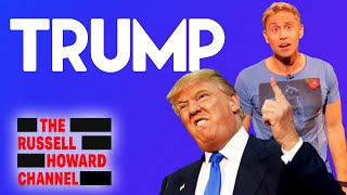 10 Times Donald Trump Was An Awful President | Russell Howard