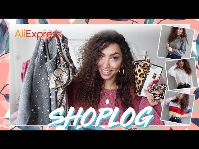 €115 ALIEXPRESS SHOPLOG // Larissa Bruin - EXTRA VIDEO