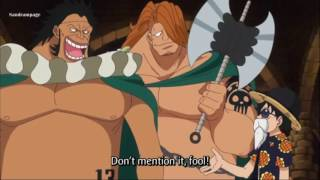 One Piece Funy Moments Dressrosa [HD]