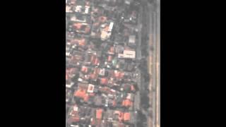 Take off pesawat lion air bandara Ahmad Yani semarang